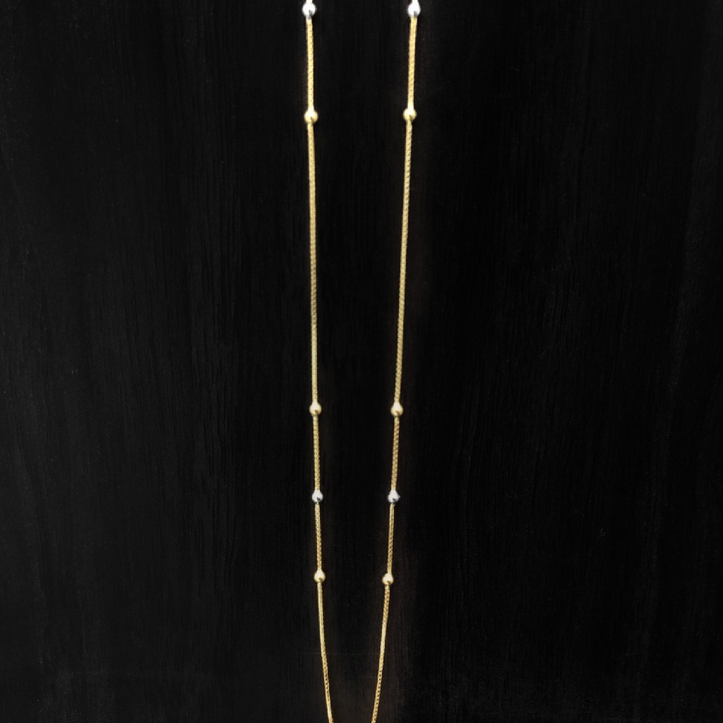 916 GOLD LIGHTWEIGHT CHAIN(2.50)