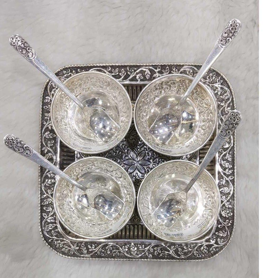 Ice Cream Antique Bowl Set