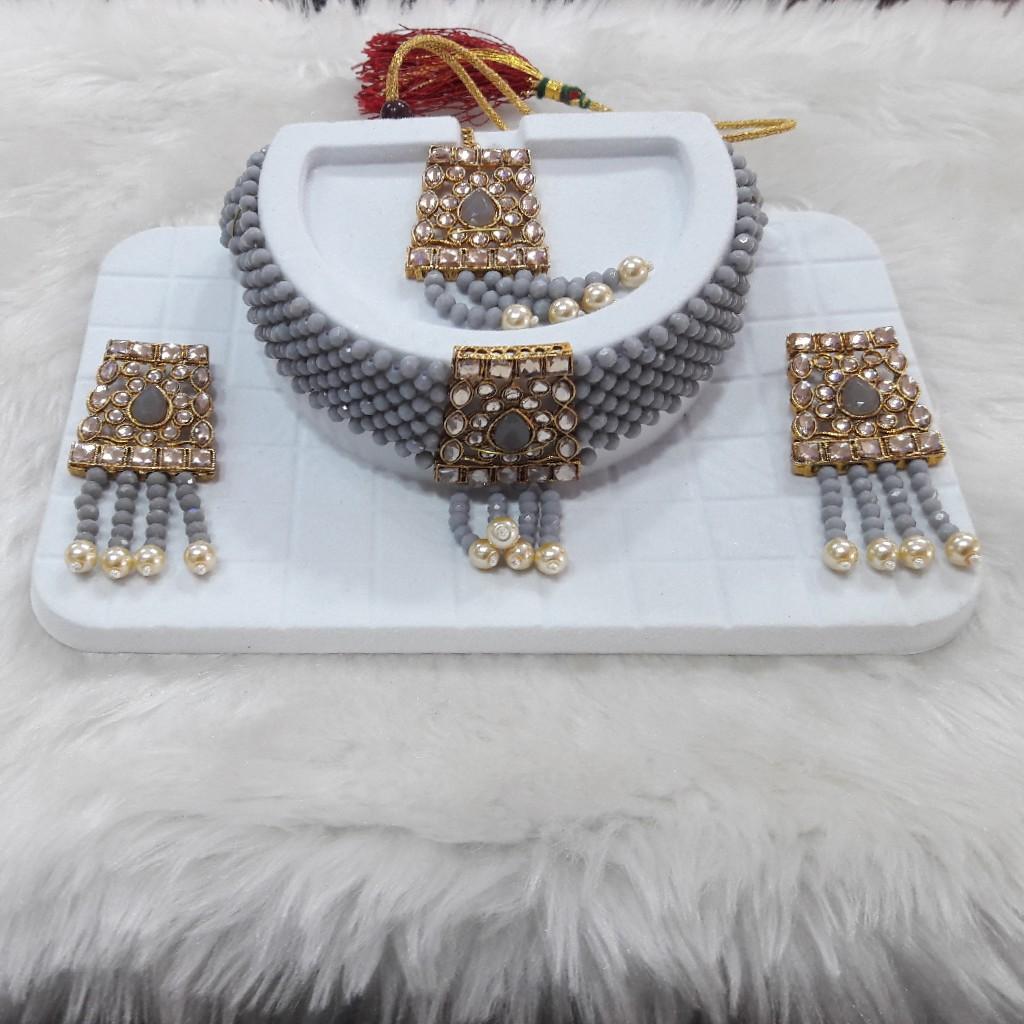New Fancy Necklace set