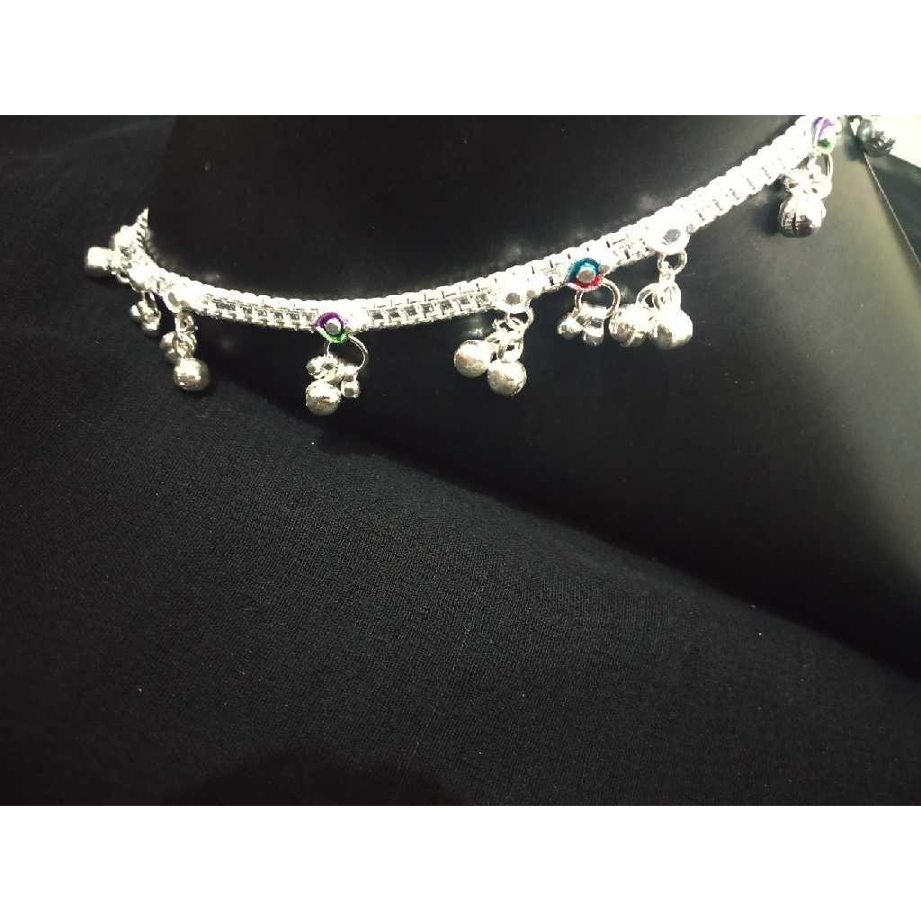 Sadak(Dabal Chain Box)chain Mina Ghughri Payal
