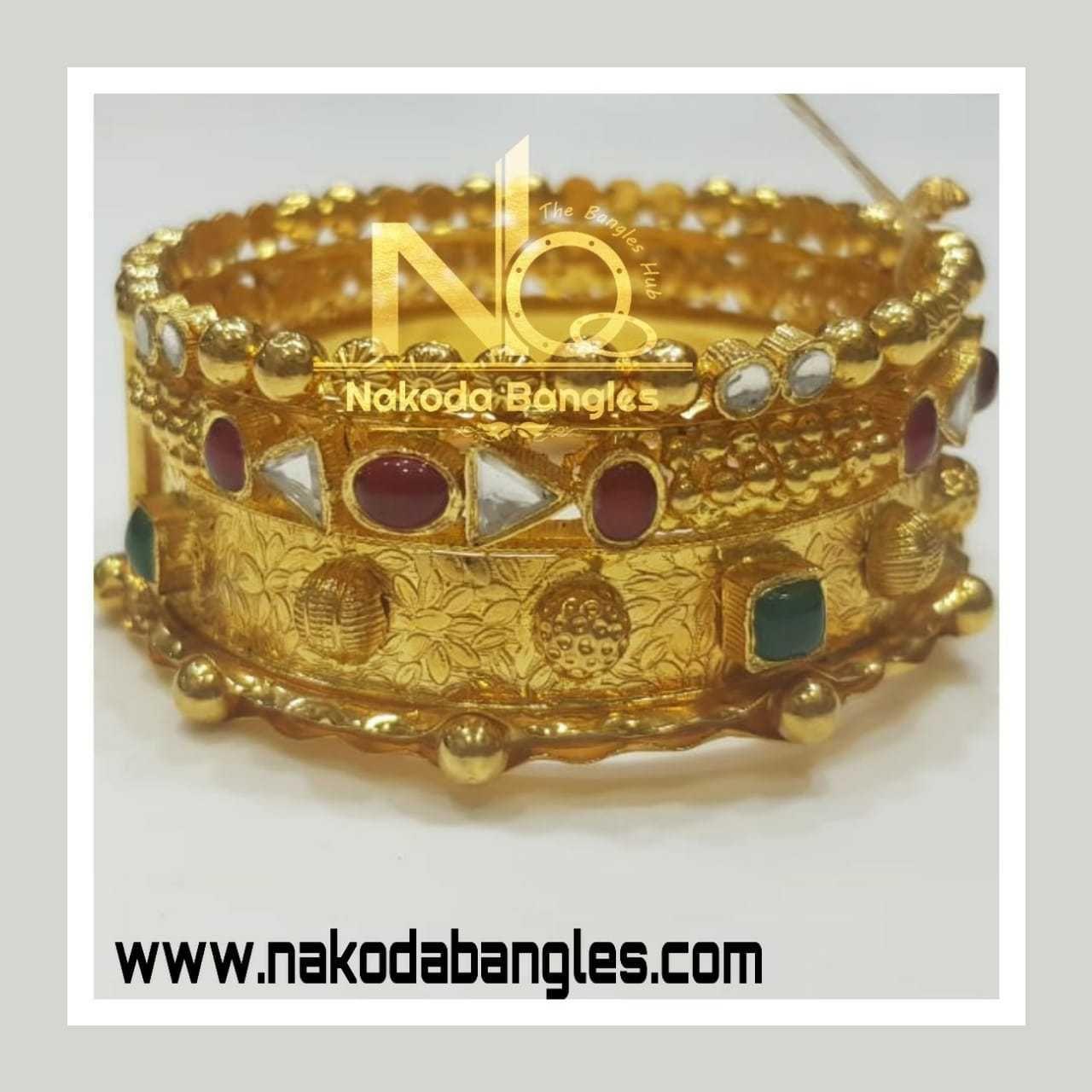 916 Gold Antique Chud NB-1127