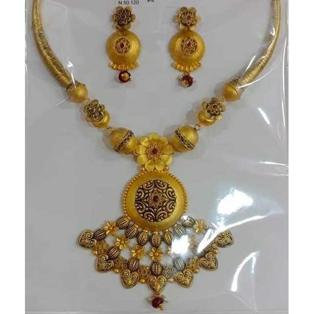 22 CT Fancy Necklace