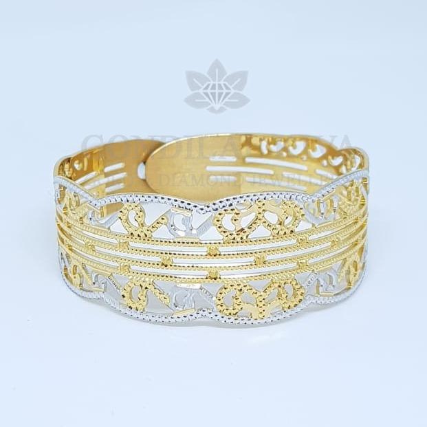 22kt gold bracelet lgbrhm27