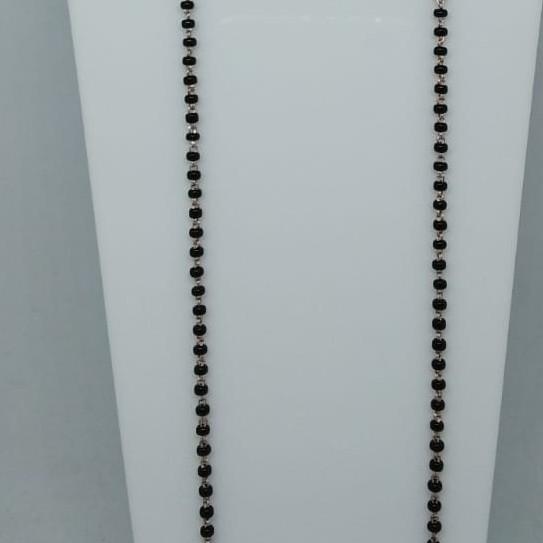 76 Rose Gold  Beads Kidiya Sher RMS44