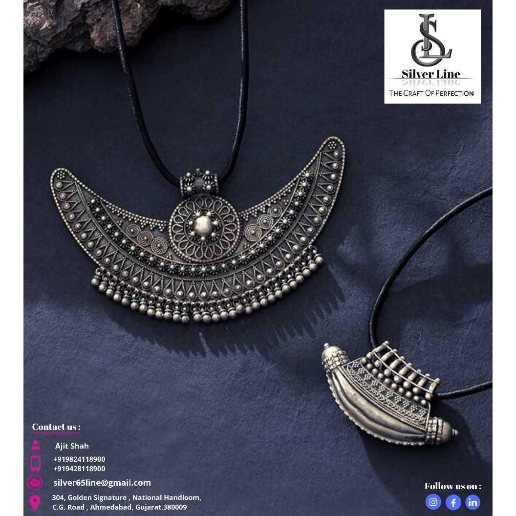 92.5 Necklace Set