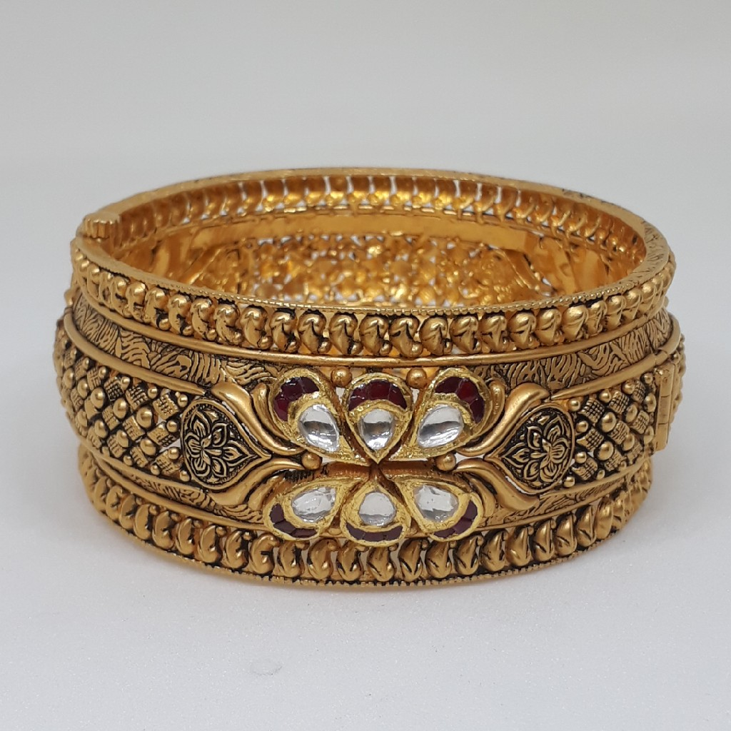 Antique Jadtar Kada Bracelet bgu/45/148