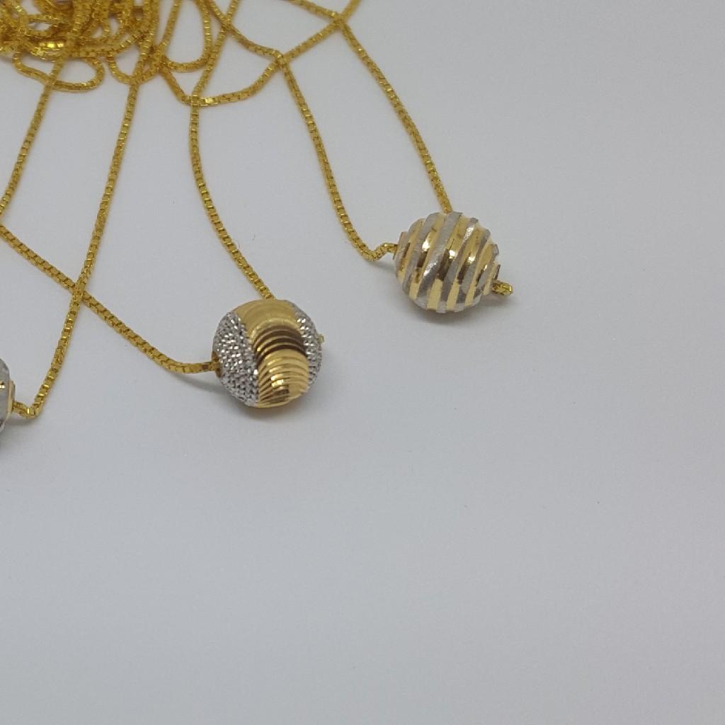 916 gold Bombay fancy chain BFG