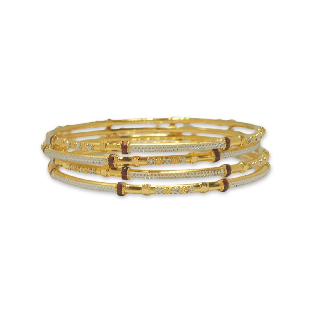 BEAUTIFUL GOLD COPPER KADLI BANGLE