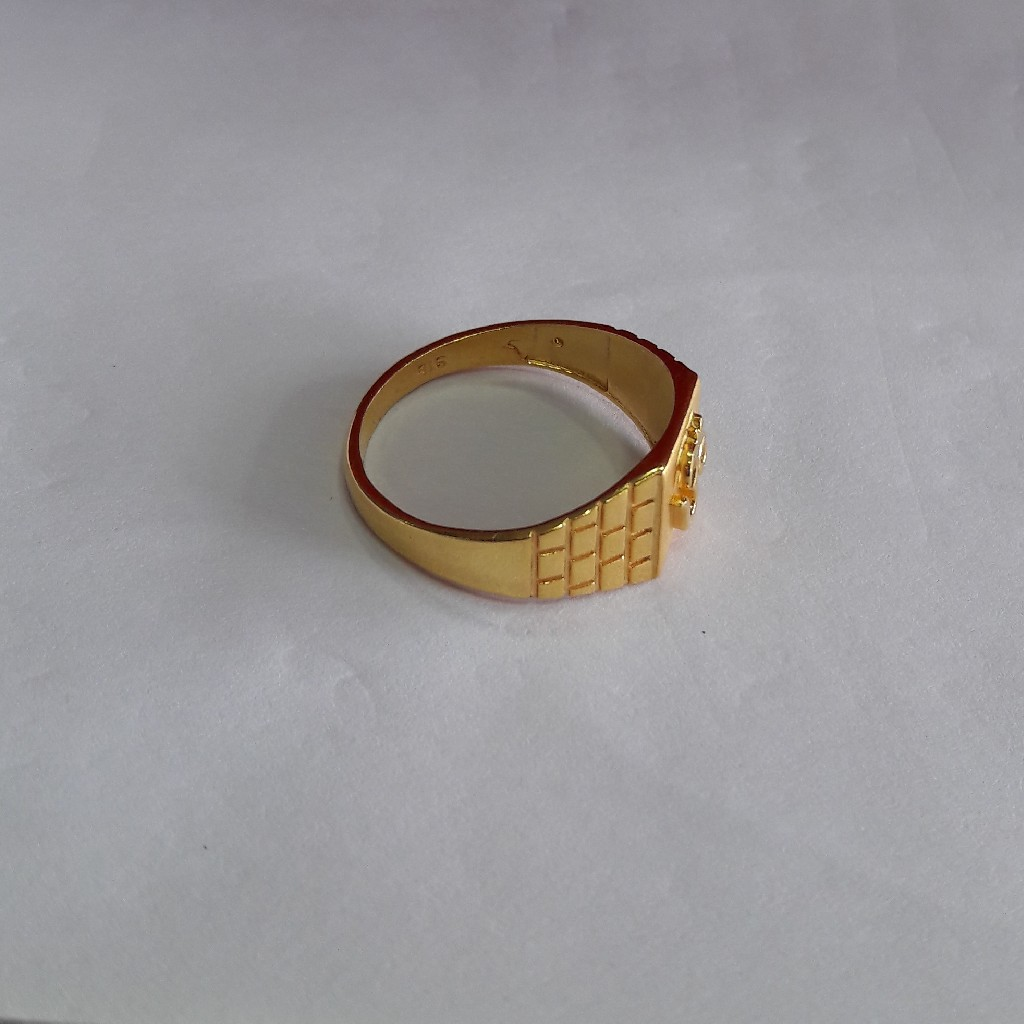 Casting Gent s Rings