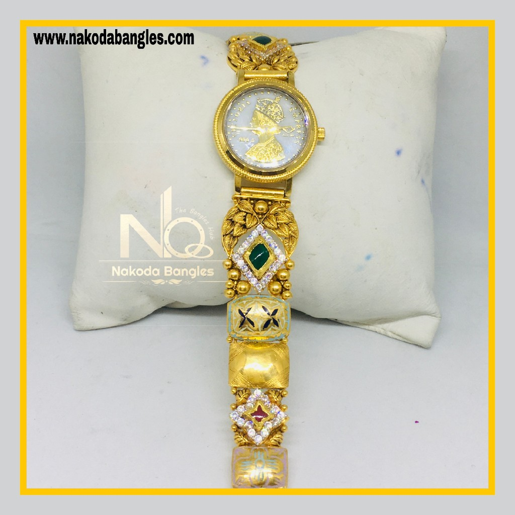 916 Gold Antique Watch NB - 1014