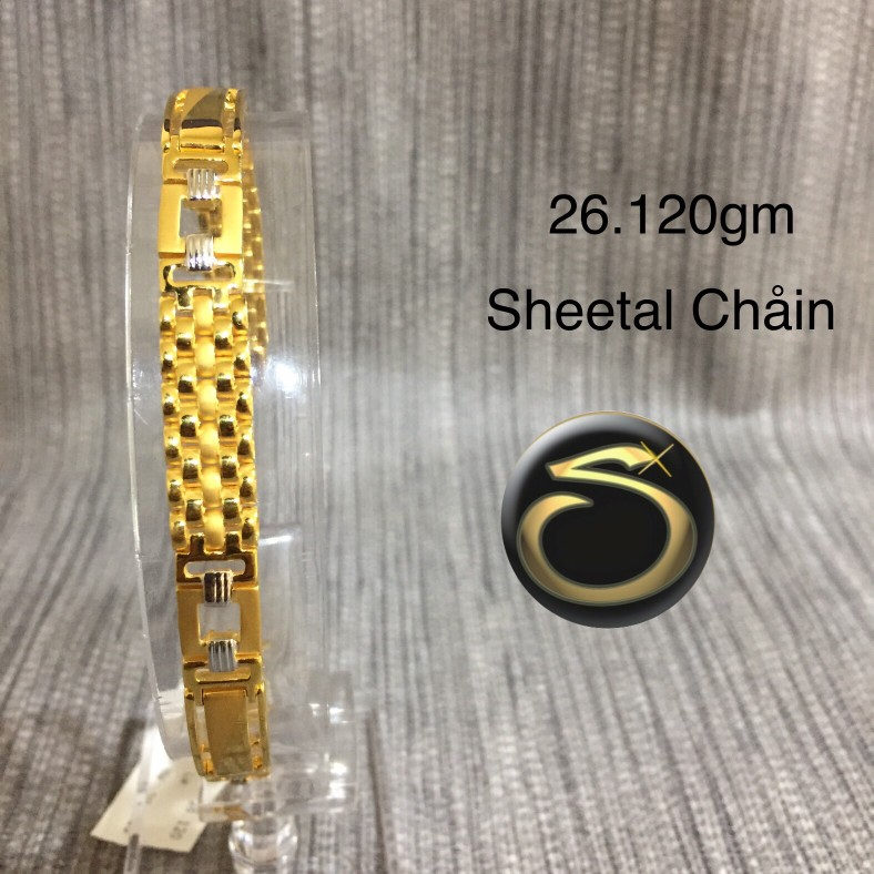 22Kt Gold Bracelet SC-BB5268