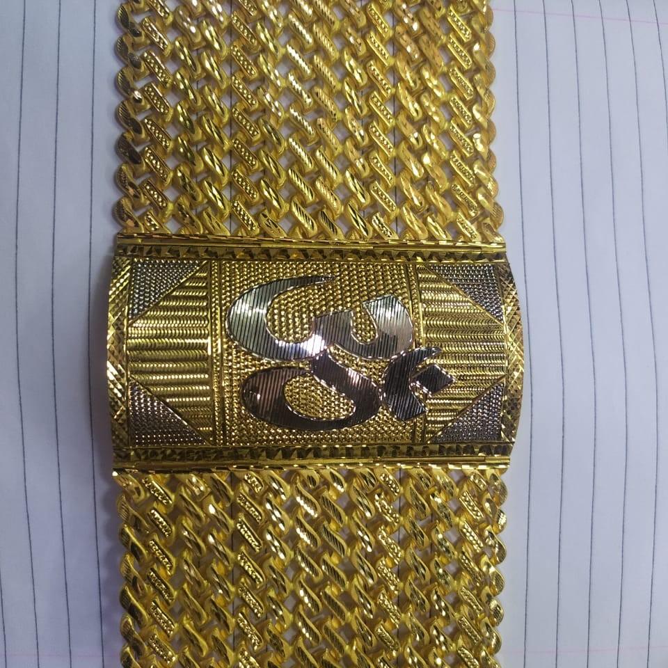 916 Gold Fancy Gent's Lucky
