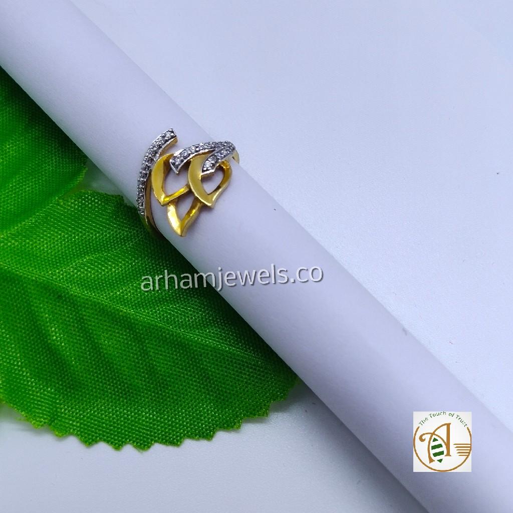 916 gold fancy ring RGG0106