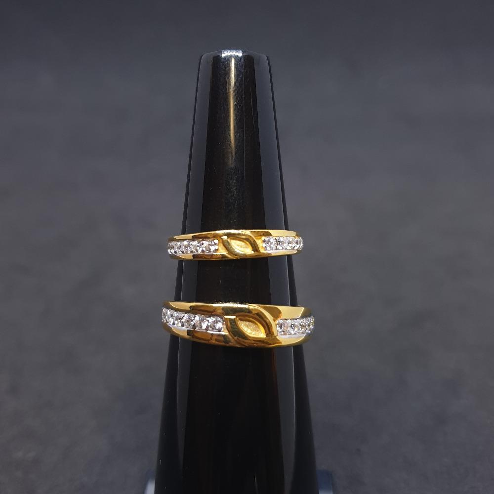 Couple Ring CRG-0033/ CRG-0034