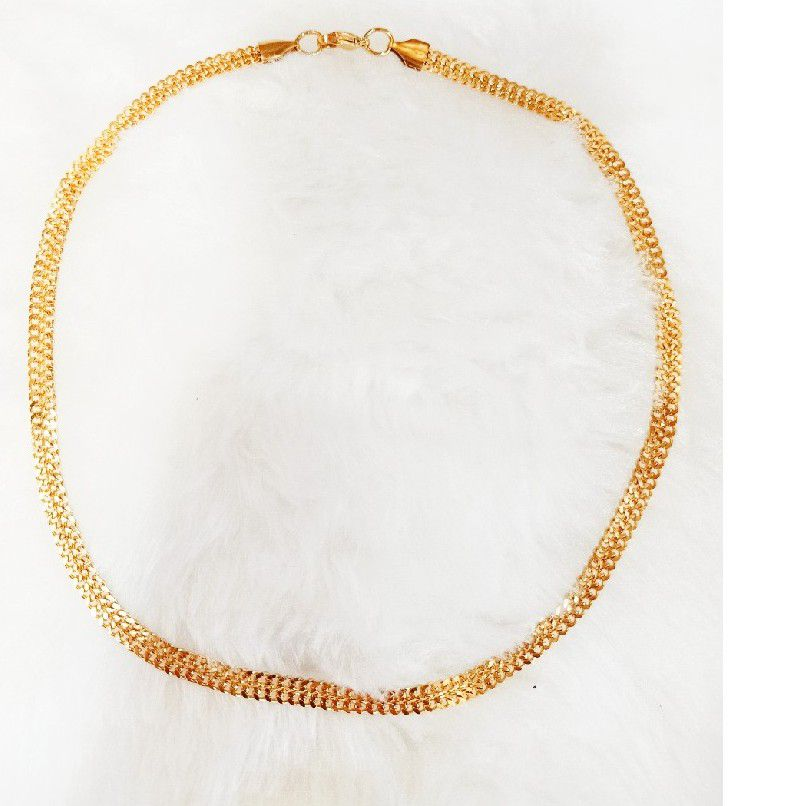 Golden men's chain good quality