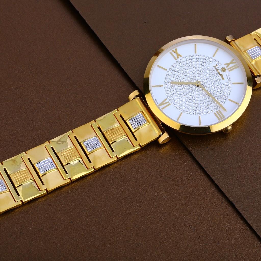 916 gold mens classic hallmark watch mw22