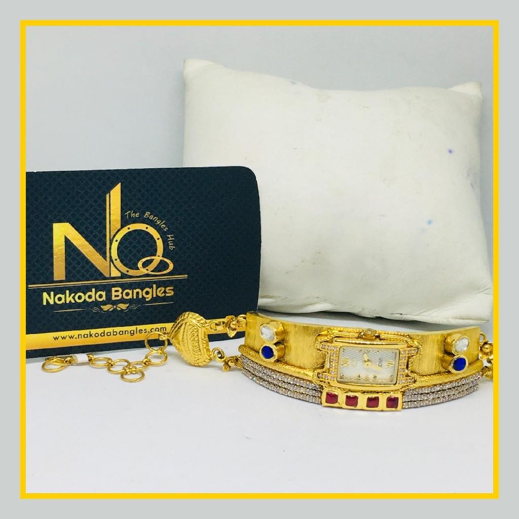 916 Gold Antique Watch NB - 1019