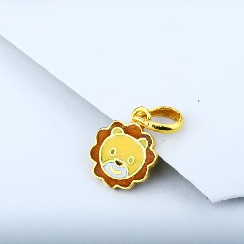 916 gold baby pendal RH-BP18