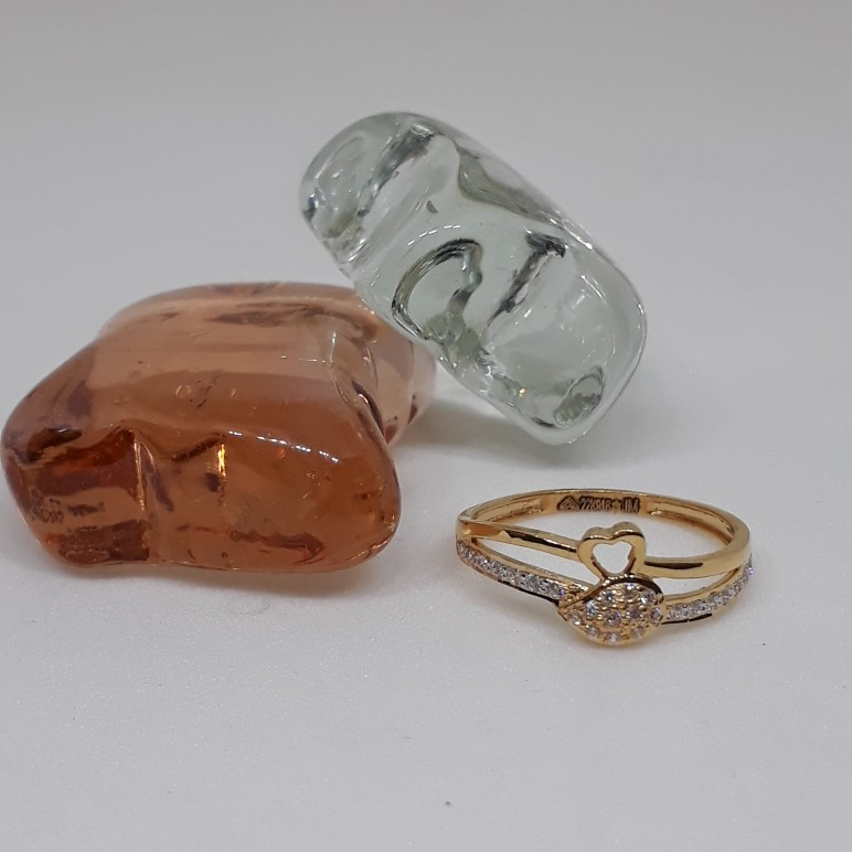22ct  fancy ring vt/532/7