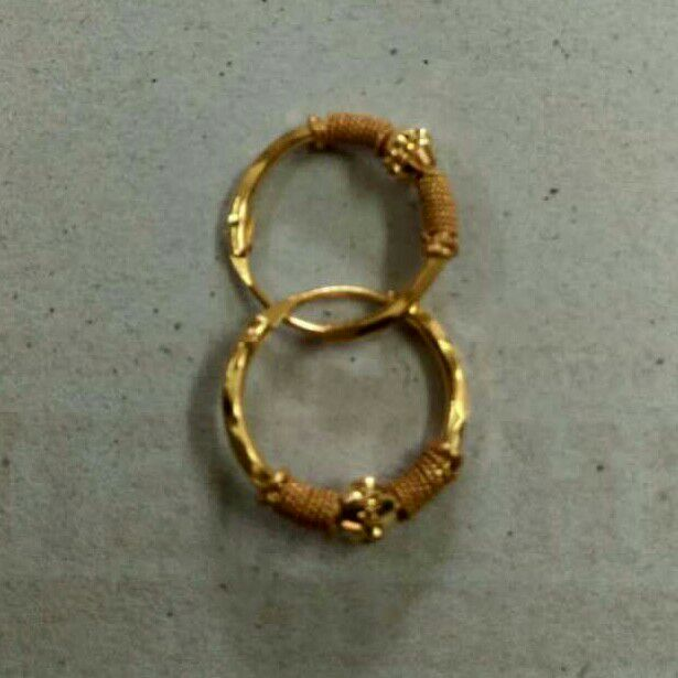 20Kt Gold Fancy Ladies Nakhli