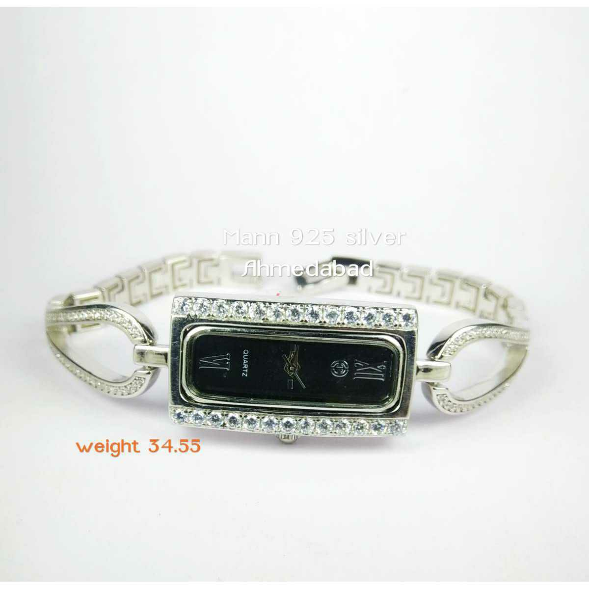 Latest 925 Silver Ladies Watch