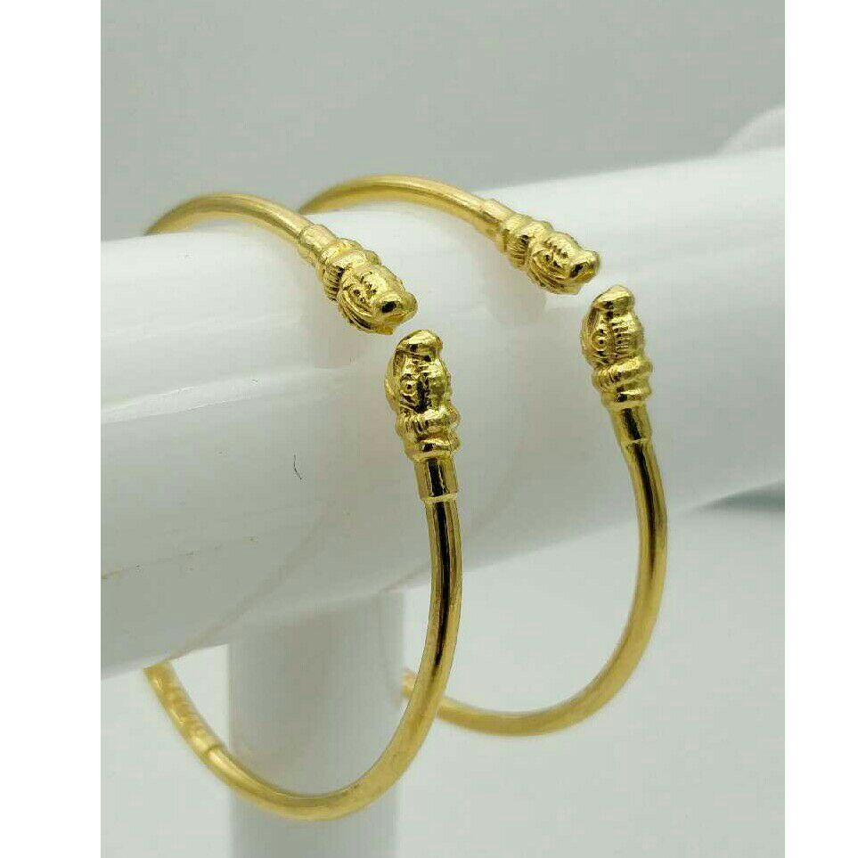 22kt/916 Gold Exclusive  Kids Kada
