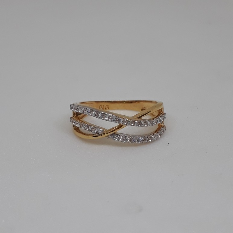 22ct Fancy Diamond Ring VT/1132/7