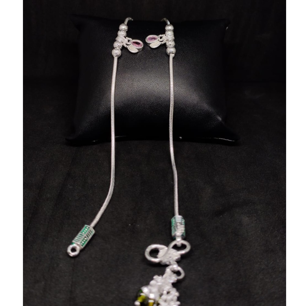 silver ladies payal RH-LA897