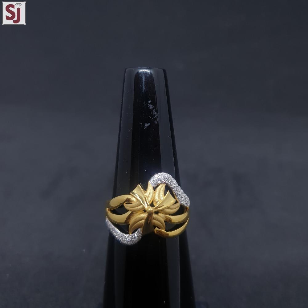 Ladies Ring Plain LRG-0826