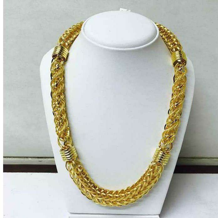 22KT Gold Handmade Indo Italian Chain