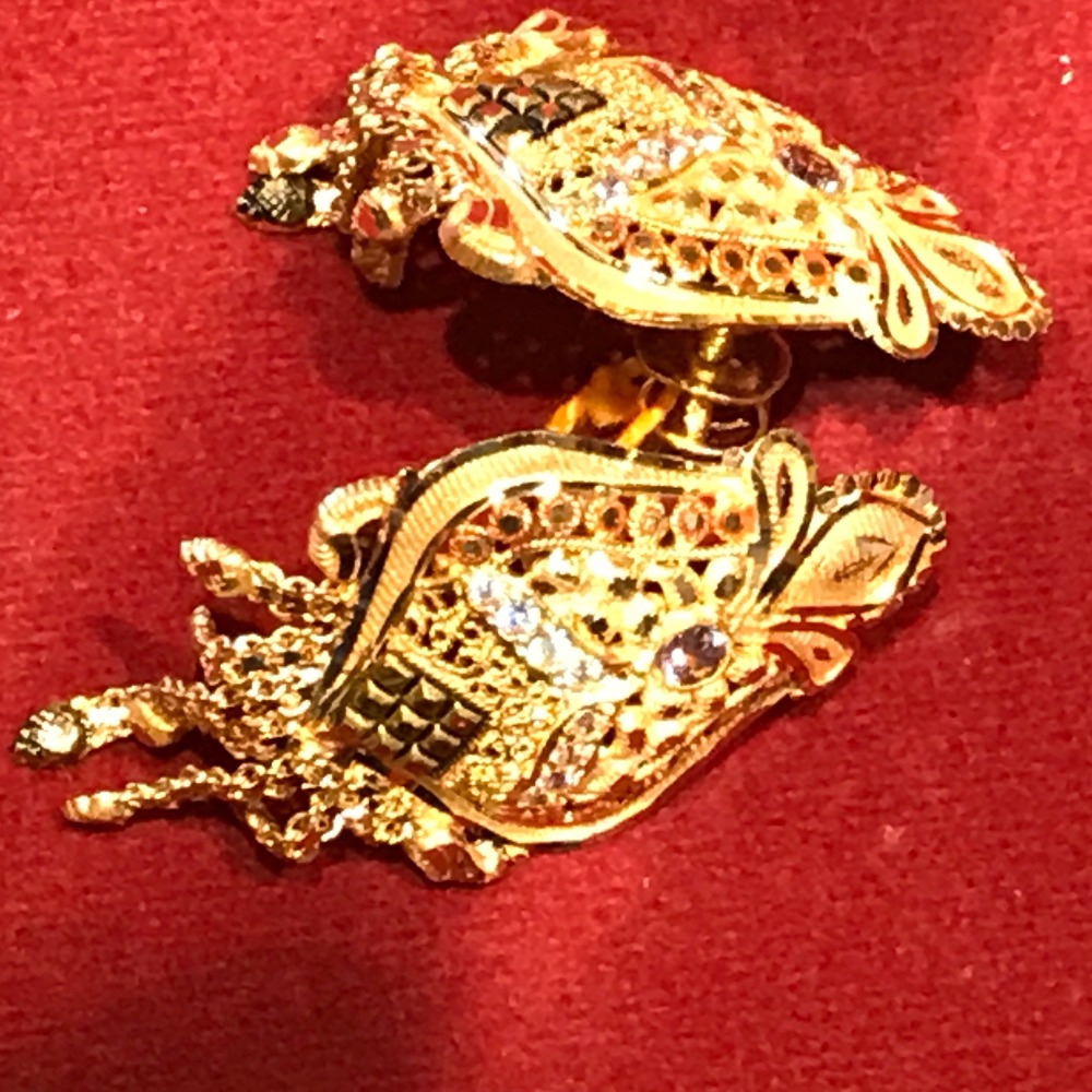 Gold Earrings Manufacturers Gold Jewellery Suppliers Business Directory