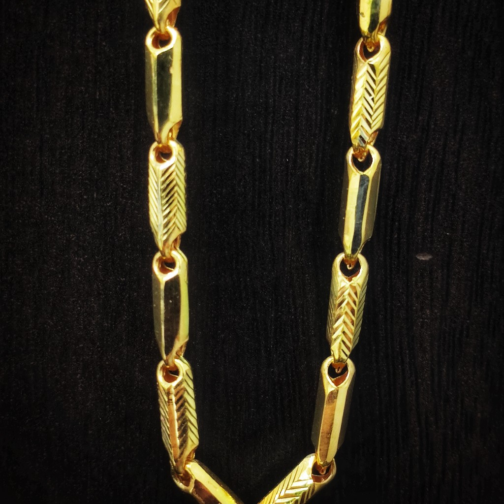 22 carat gold chain