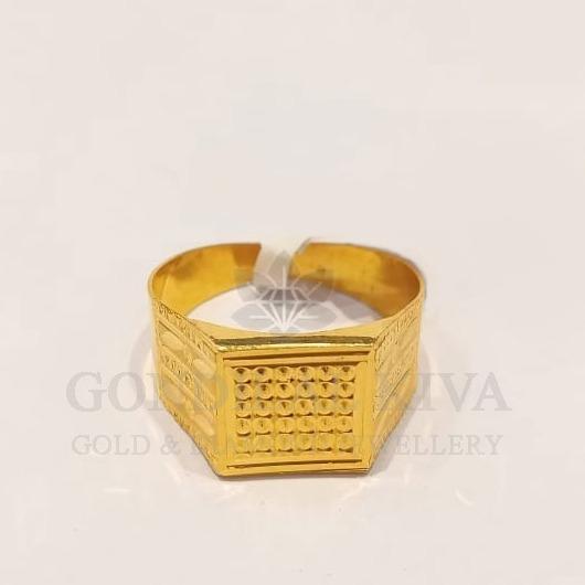 22kt gold ring ggr-h83