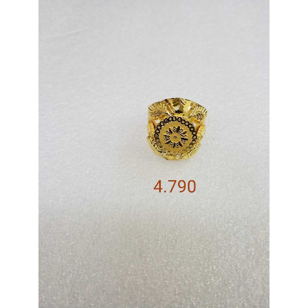 20kt gold najarana rings