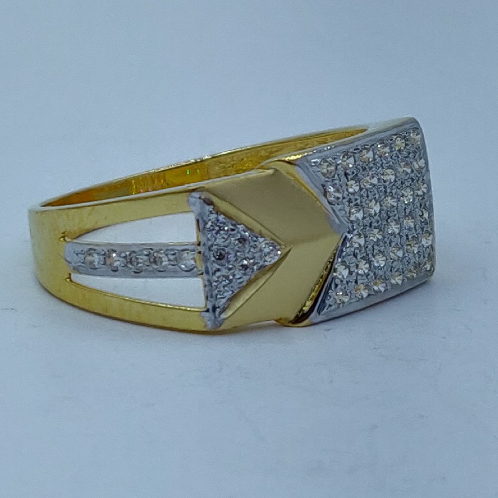 22k Exclusive gents ring