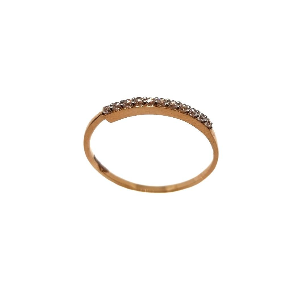 18K Rose Gold Fancy Ring MGA - LRG1150