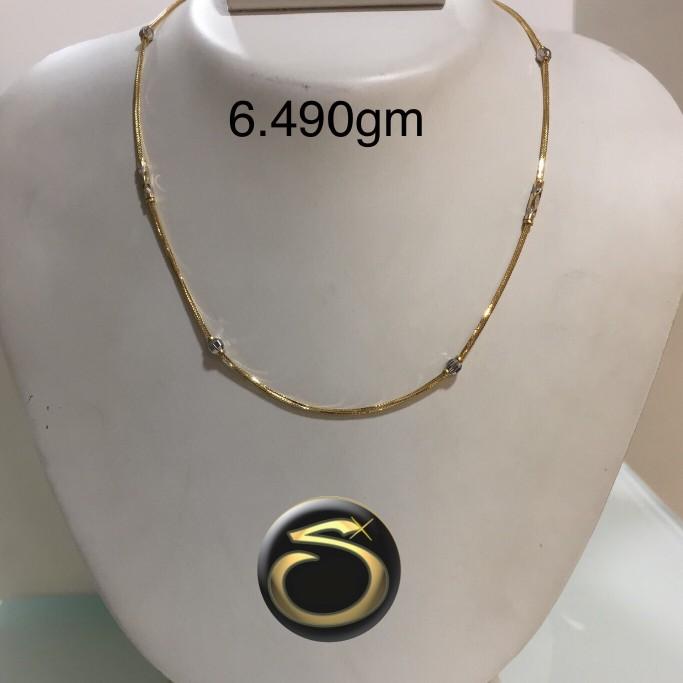 916 Gold Fancy dokiya SC-WG2596