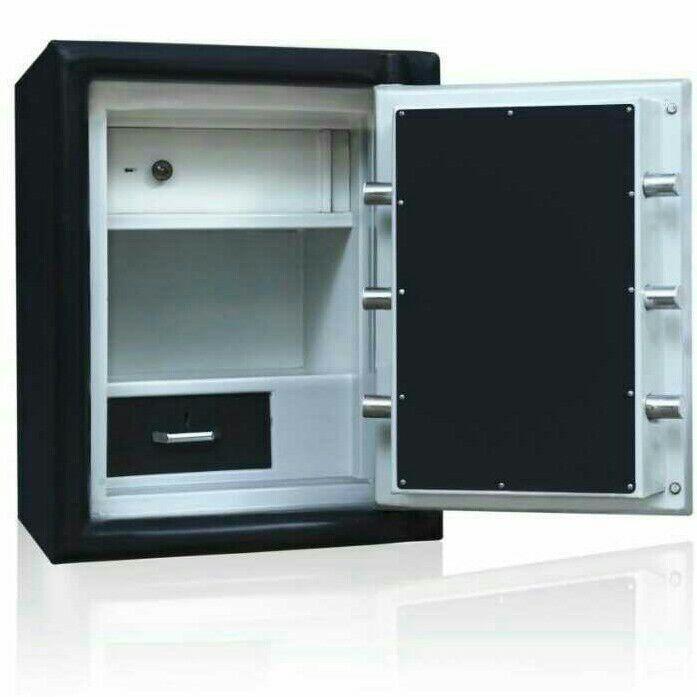 Single Door Classic Iron Security Locker For Jewellery