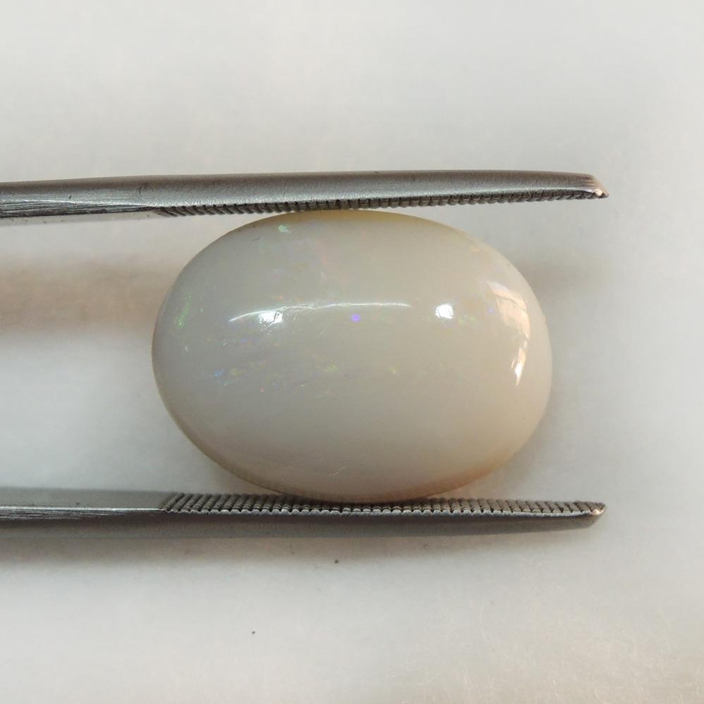 6.48ct oval natural opal KBG-O009