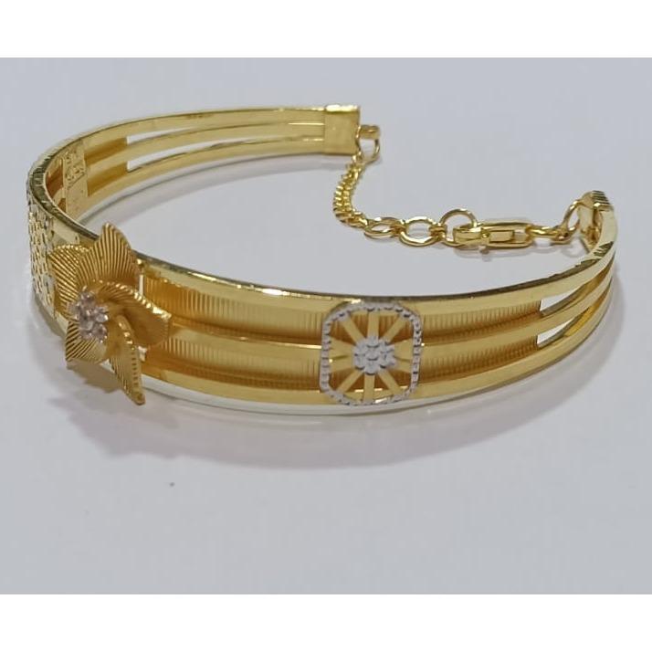 22KT Gold Fancy Bracelet SG-B02