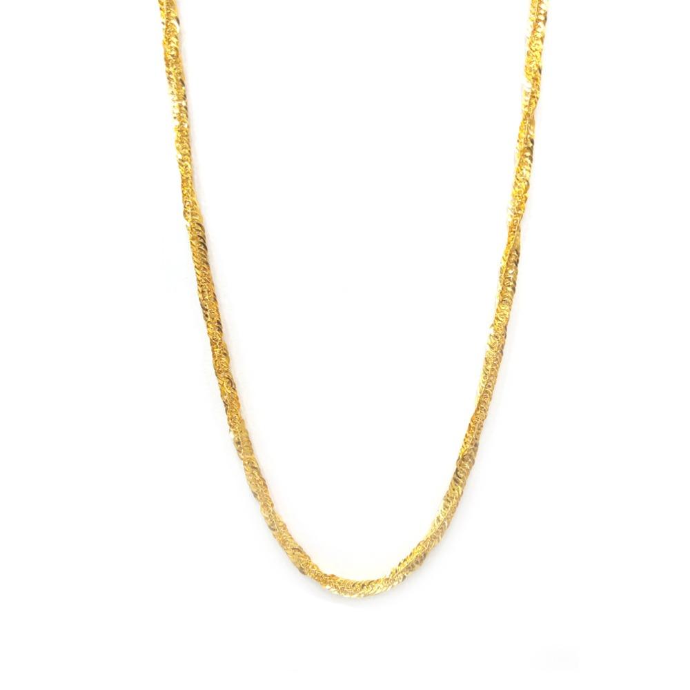 916 Gold Italian Gents Chain