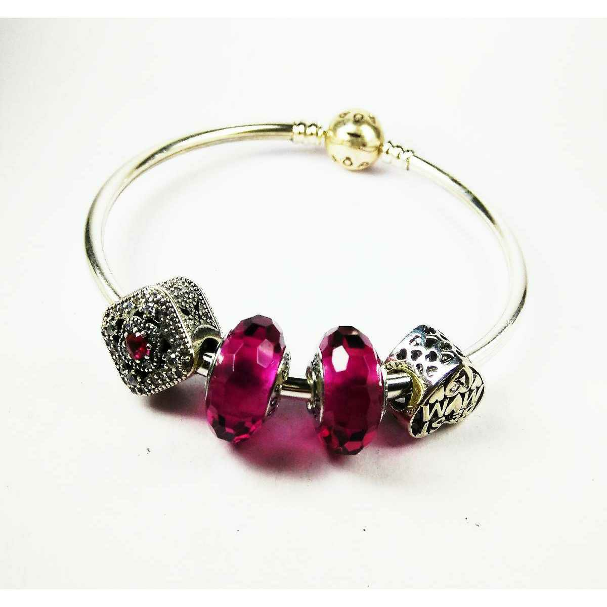 925 Fancy Pandora Bracelet
