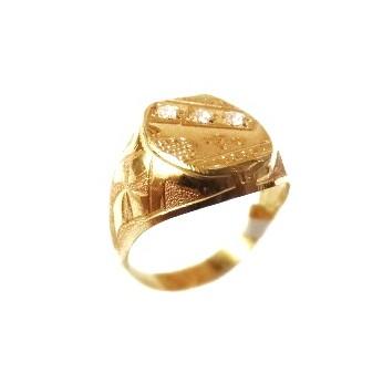 22k gold ring mga - gr0040