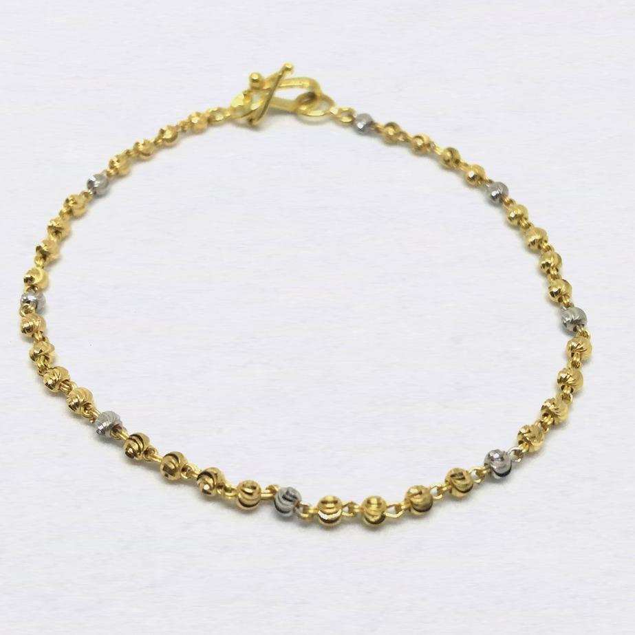 Light Weight Sone Ka Bracelet Lucky For Girls