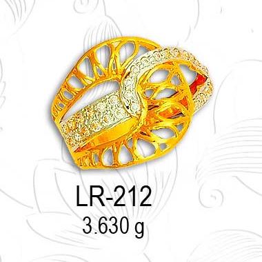 916 lADIES RING LR-212