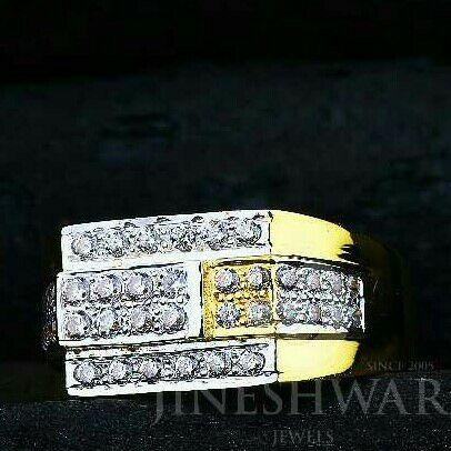 Fancy Gents Ring 916