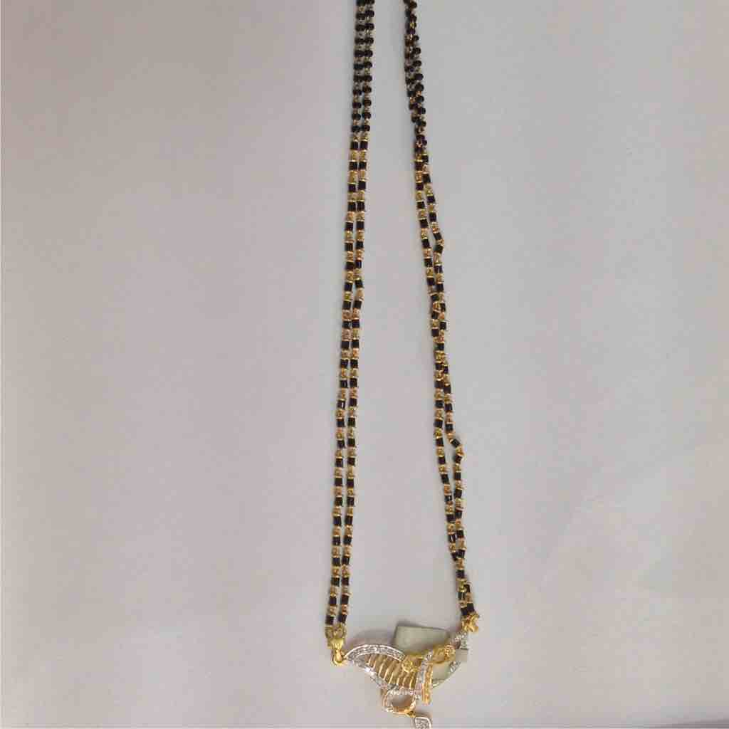 916 Gold Attractive Mangalsutra