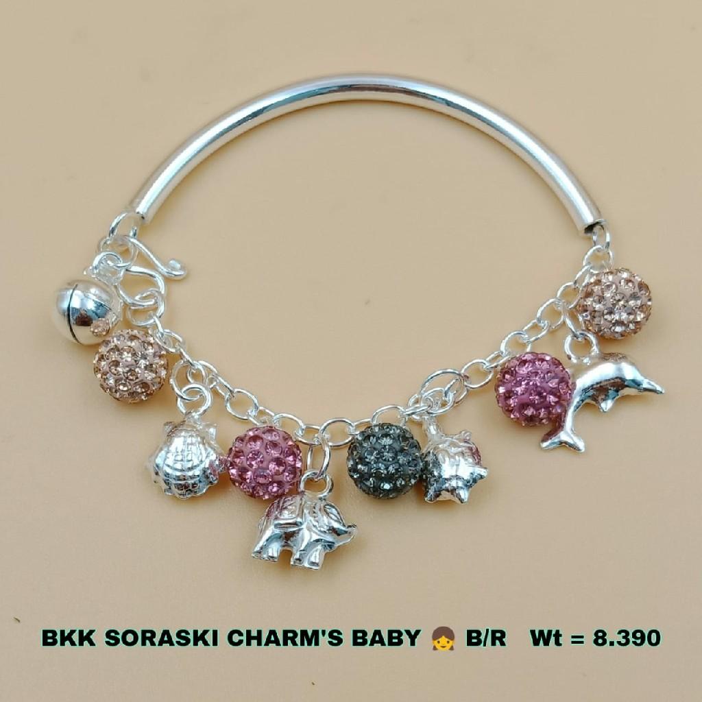 92.5 Fancy baby Kada sl bk007