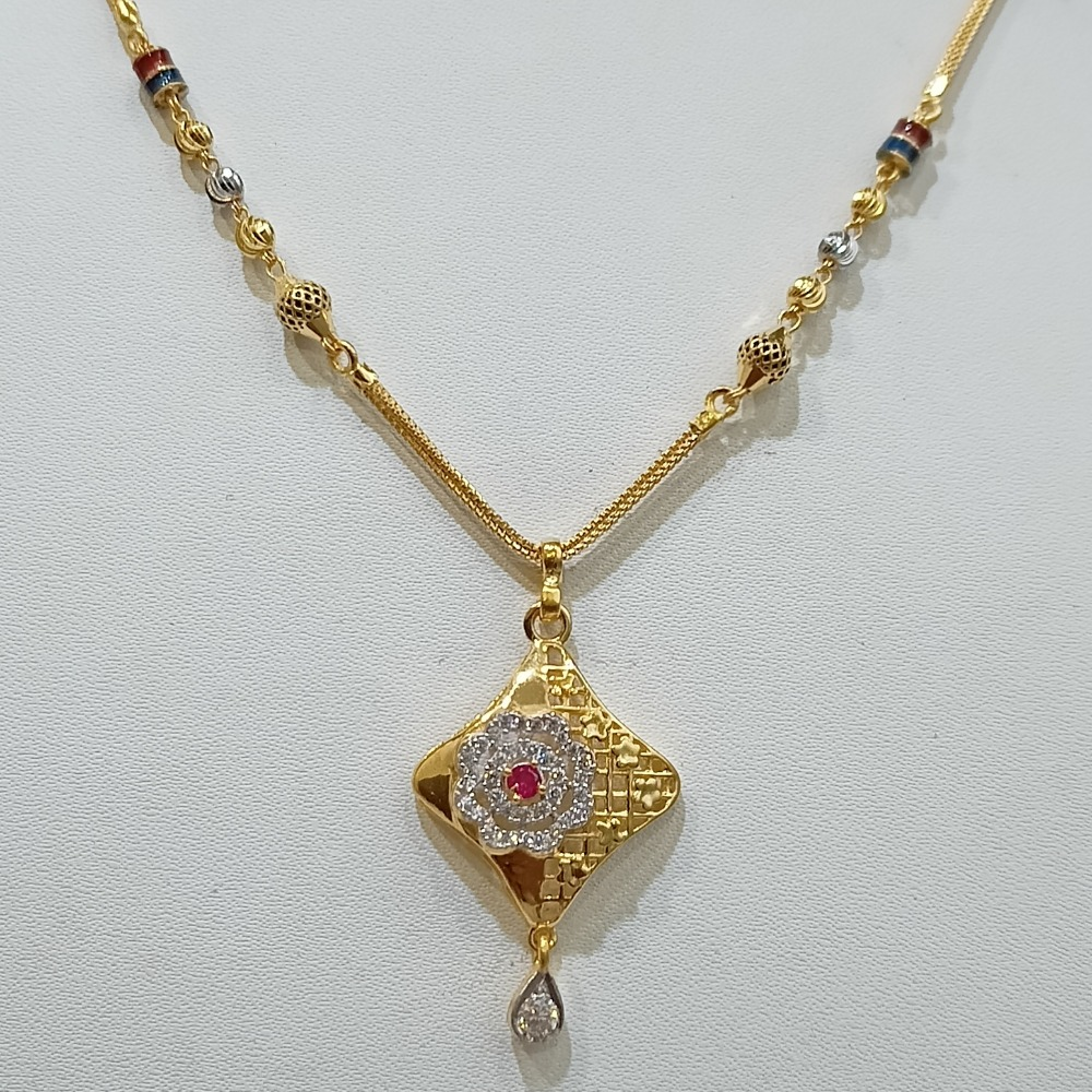 22 KT FANCY CHAIN DOKIYA