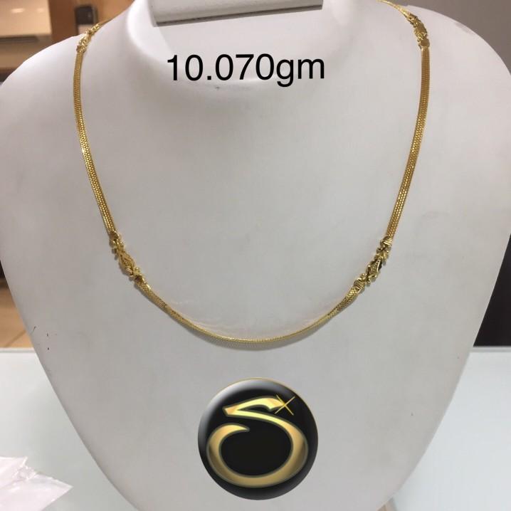 22KT Gold Fancy dokiya SC-LJ5565